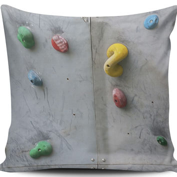 $5 Flash Sale Rock Climbing Pillow Covers