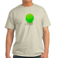 Flyball Spitball Light T-Shirt> Spitball> Weasel Puppy's Flyball and Dog Stuff