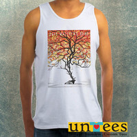 Dave Matthews Band Browning Deer Logo Clothing Tank Top For Mens