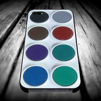 New Beauty Watercolor Set for iPhone 4/4s/5/5s/5c/6/6 Plus Case, Samsung Galaxy S3/S4/S5/Note 3/4 Case, iPod 4/5 Case, HtC One M7 M8 and Nexus Case **