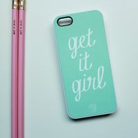 Get it Girl iPhone 5 Case - More Colors Available – Charm & Gumption