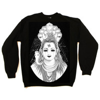 Destroyer Crew Neck Sweatshirt [B] | KILL STAR