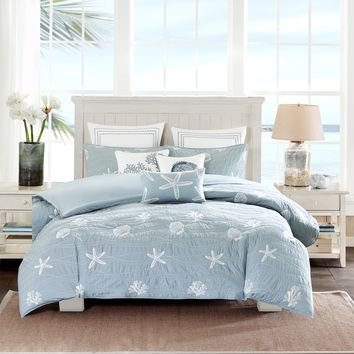 Seaside 4 Piece Coverlet Set by Harbor House - Bedding and Bedding Sets at Hayneedle