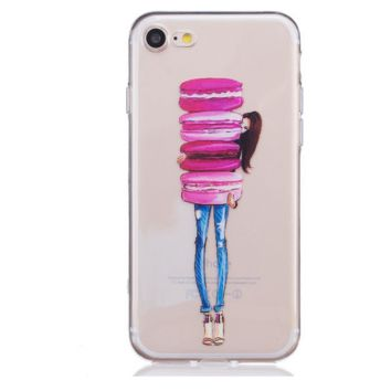 Hardworking girl Phone Case Cover for Apple iPhone 7 7 Plus 5S 5 SE 6 6S 6 Plus 6S Plus + Nice gift box! LJ160930-005