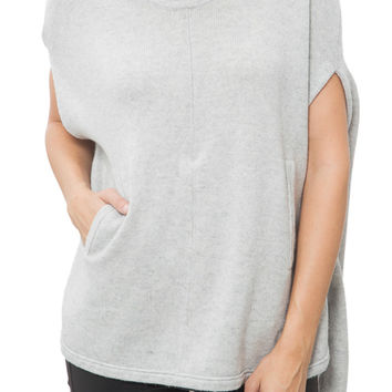 Inhabit - Wool Cashmere Poncho