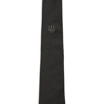 Men's rag & bone 'Placed Dagger' Silk Tie