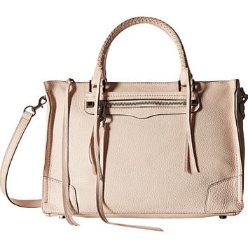 Rebecca Minkoff Regan Satchel Tote Soft Blush - Zappos.com Free Shipping BOTH Ways