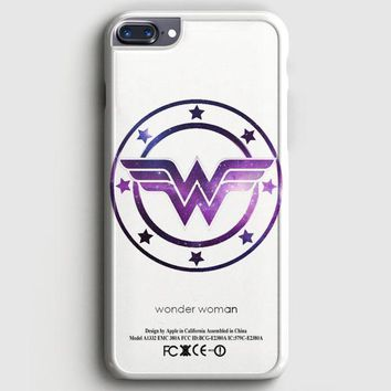 Wonder Woman Logo iPhone 7 Plus Case