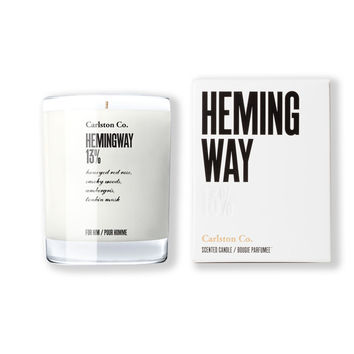 HEMMING WAY HAND POURED CANDLE