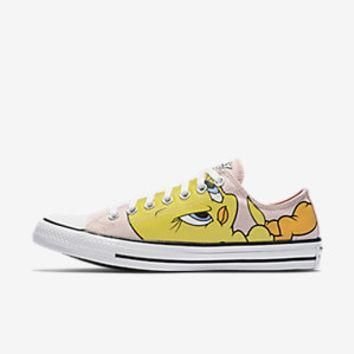 CONVERSE CHUCK TAYLOR ALL STAR TWEETY LOW TOP