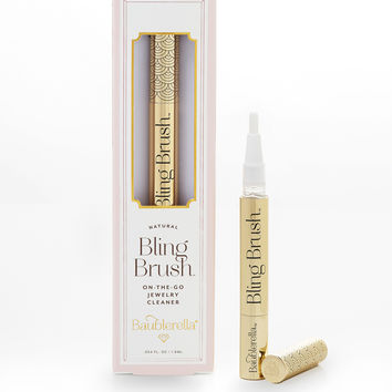 Bling Brush Natural Jewelry Cleaner