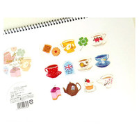 Tea Time by aimez le style washi masking tape mt