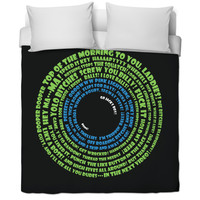 Jacksepticeye bed spread