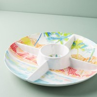 Sunscene Melamine Chip + Dip
