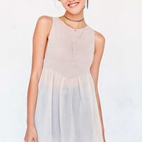 Kimchi Blue Skyler Babydoll Tunic Tank Top - Urban Outfitters