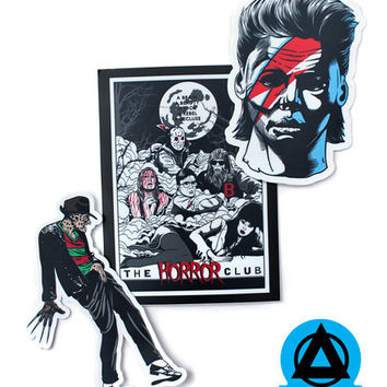 Dance Party Massacre Sticker Pack (Limited Edition)