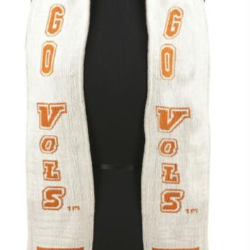 """Winter Scarf - University Of Tennessee  """" Go Vols """""""