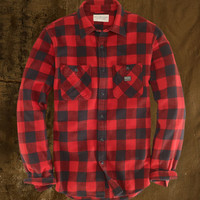BUFFALO PLAID SPORT SHIRT