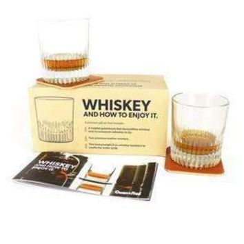 Whiskey and How to Enjoy It Gift Set
