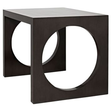 Sirena Side Table, Large, Pale