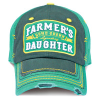 Farm Boy & Farm Girl Women's Farm Girl Farmer's Daughter Cap