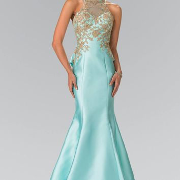 Sexy Mermaid Prom Dress #gl2280