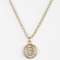Good Karma Necklace - Urban Outfitters