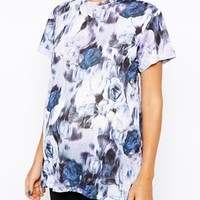 ASOS Maternity Exclusive Top with Floral Print