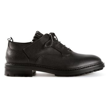 Kris Van Assche 'Velcro' derby lace-up shoes