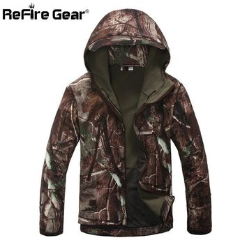 Shark Skin Soft Shell V4 Military Tactical Jacket
