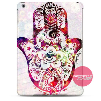 Floral Hamsa iPad Case 2, 3, 4, Air, Mini Cover