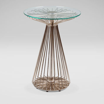 Radial Table