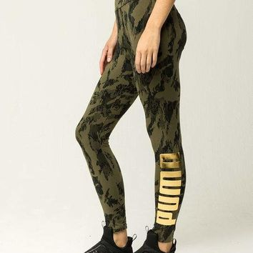 PUMA Rebel Womens Leggings