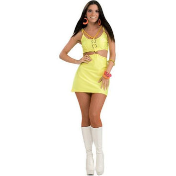Women's Costume: Holly Go Brightly | Medium/Large