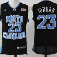 Best Sale Online NCAA University Basketball Jersey North Carolina NC State Wolfpack # 15 Vince Carter Black