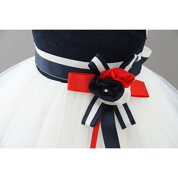 Newborn Christmas Dresses Baby Girl Birthday Wedding Party Clothes Princess Infant Ball Gown Party Dress