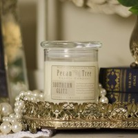 Southern Glitz Soy Candle from Pecan Tree Candle Company