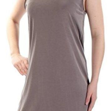 Rachel Roy 99 Womens New 1338 Gray Jewel Neck Sleeveless Shift Dress S B+B