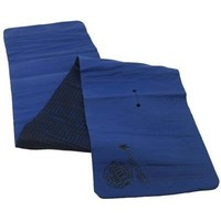 """Frogg Toggs 647484036325 Chilly Sport Cooling Towel, 33"""" Length x 6-1/2"""" Width, Blue"""