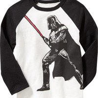 Old Navy Star Wars Darth Vader Tee For Baby