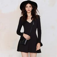 New Fashion Summer Sexy Women Mini Dress Casual Dress for Party and Date = 4661984644