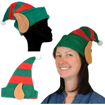 Felt Elf Hat with Ears Case Pack 12