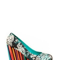 Desigual Sandy Pumps