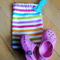 Kids Shoe Bag: Fits up to Toddler size 7