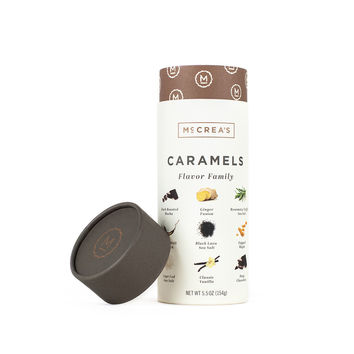 McCrea's Candies Flavor Family Caramels