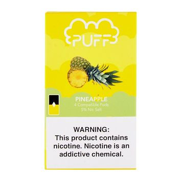 Puff Pineapple 4 Pods