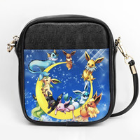 Pokemon Eeveelution Crossbody