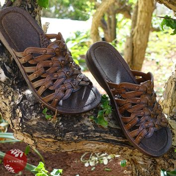 Brown Tia™ - Pali Hawaii Sandals