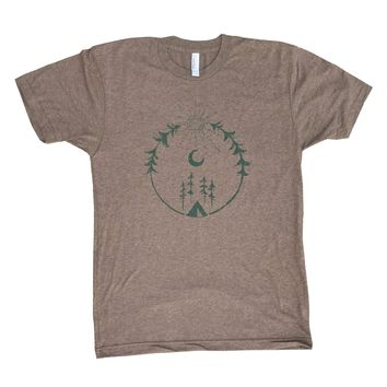 Camp Tee - Mens T-Shirt