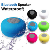 Cell Phone Mini Waterproof Wireless Bluetooth Shower Speaker